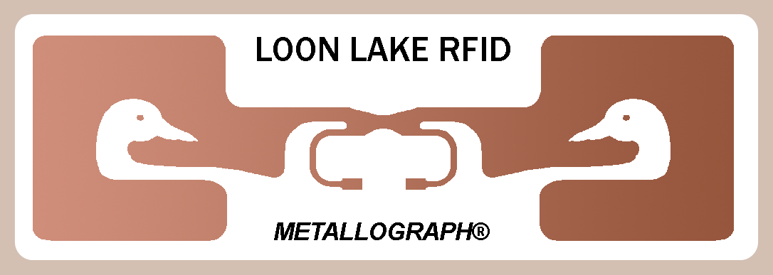Loon-Lake RFID-Copper-Tag